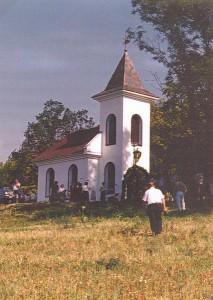 Kaple - Rusín
