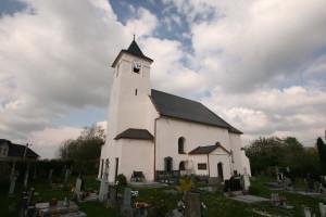 Kostel sv. Michaela v Hrozové