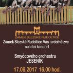koncert na zámku Sl. Rudoltice