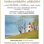 plakát kaple 2018
